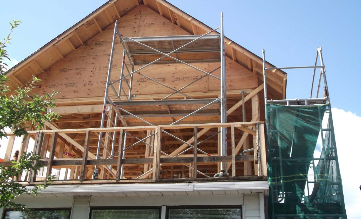 Second Floor Addition